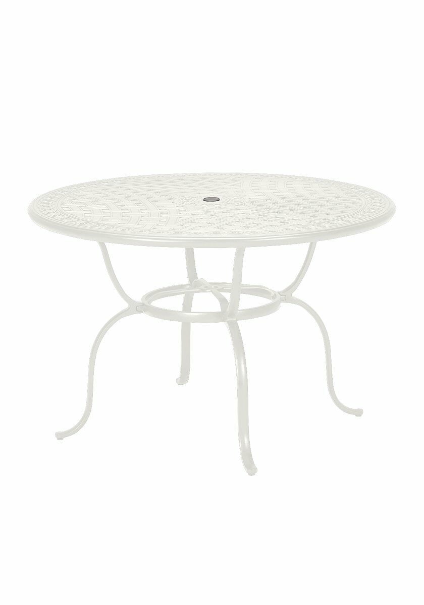 Counter Height Chat Table Frame Color: Shell