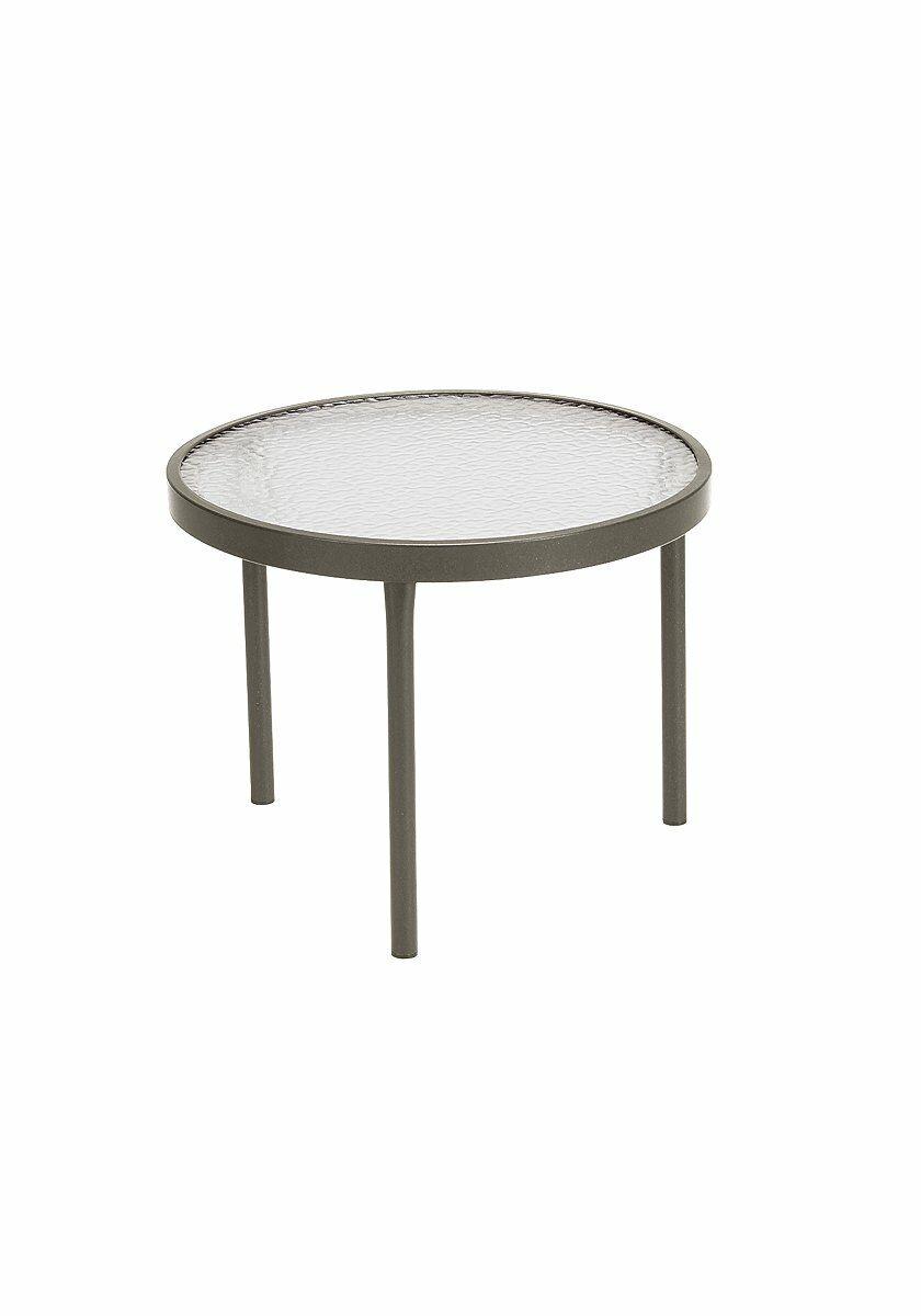 Aluminum Coffee Table Finish: Mocha