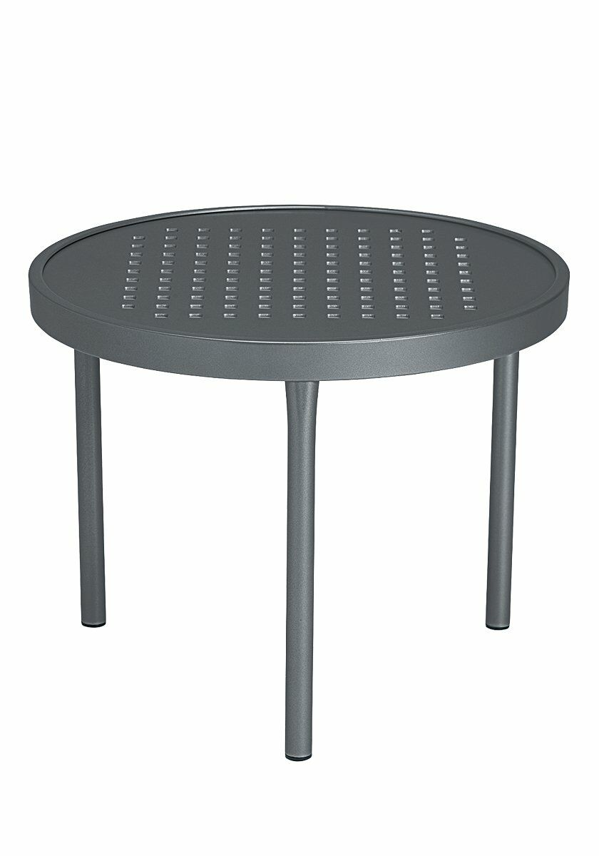 Boulevard Aluminum Coffee Table Frame Color: Graphite