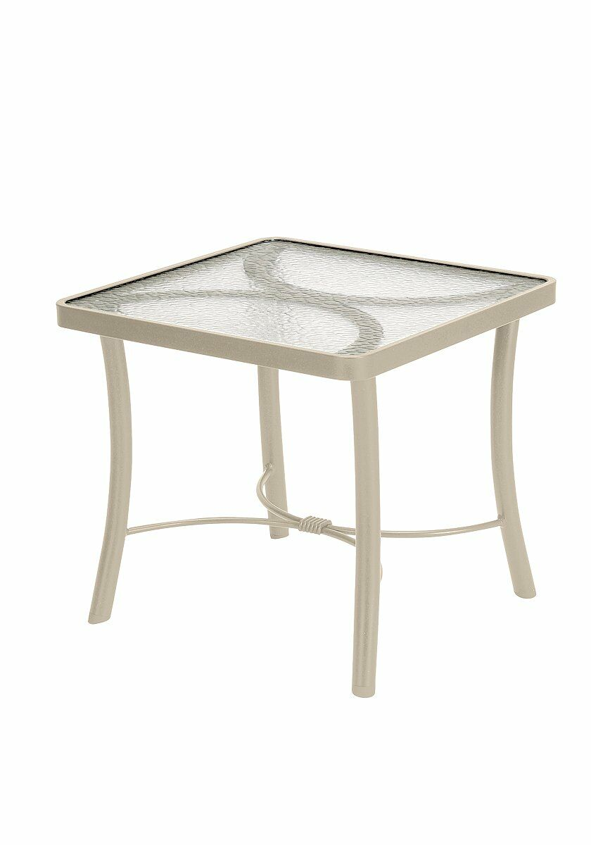 Aluminum Bar Table Finish: Sonora