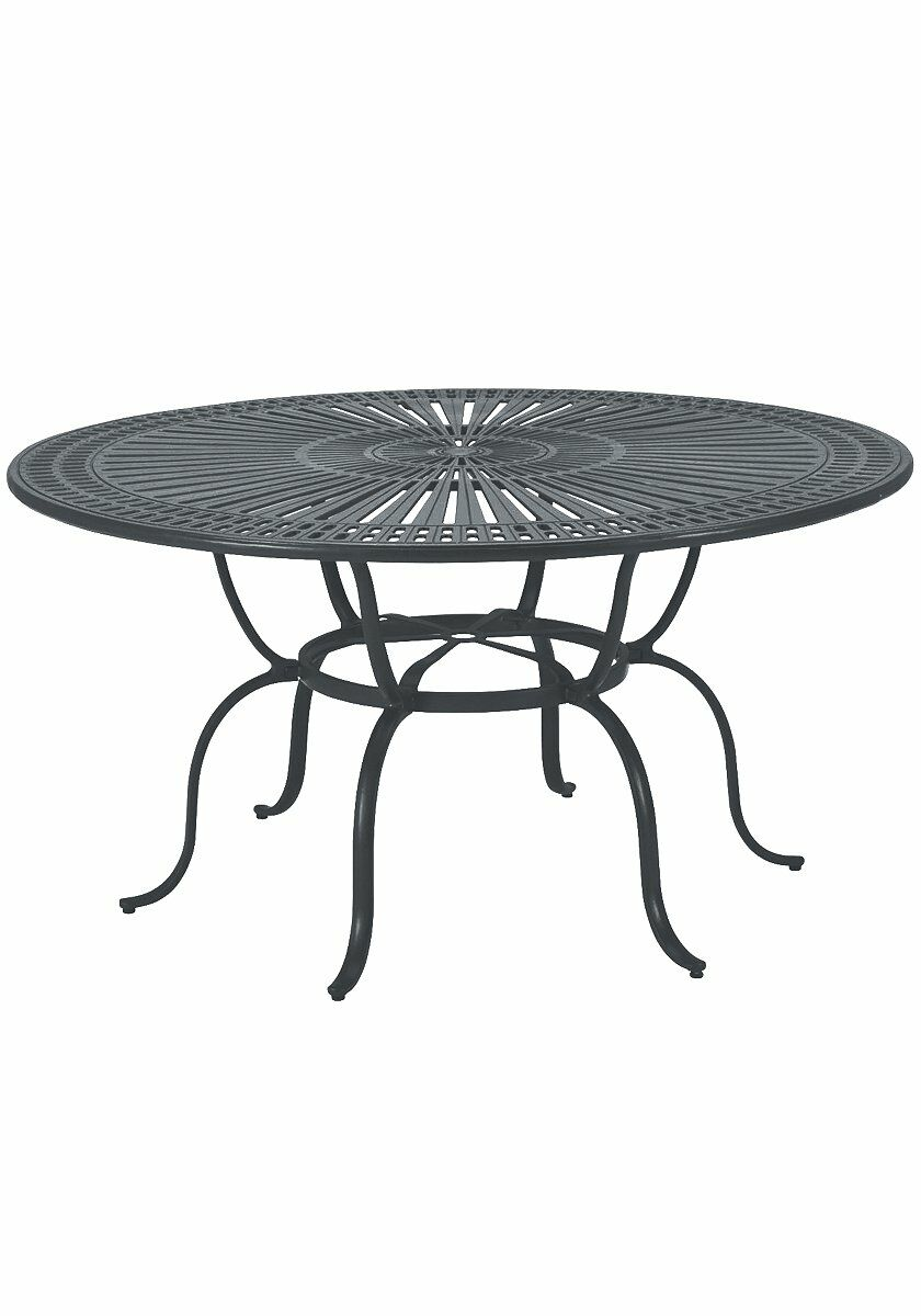 Dining Table Frame Color: Graphite