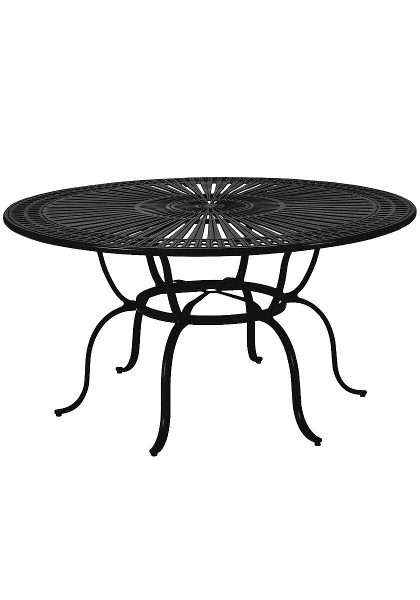 Counter Height Chat Table Frame Color: Obsidian