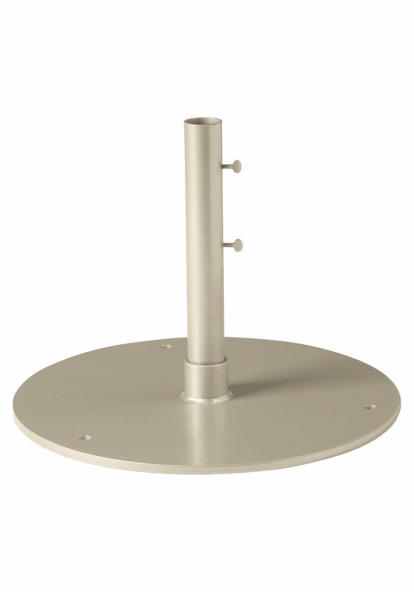 Steel Free Standing Umbrella Base Finish: Sonora