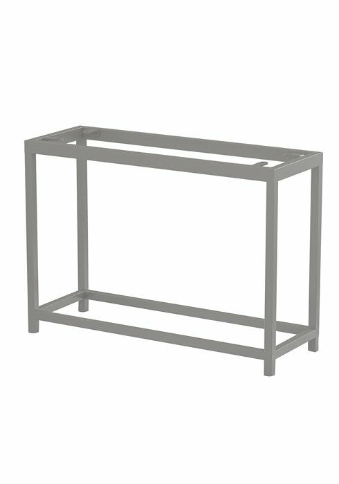 Cabana Club Console Table Base Frame Color: Greco