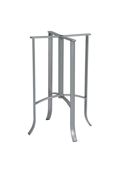 Bar Table Base Frame Color: Sonora