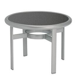 Raduno Round Aluminum CoffeeTable