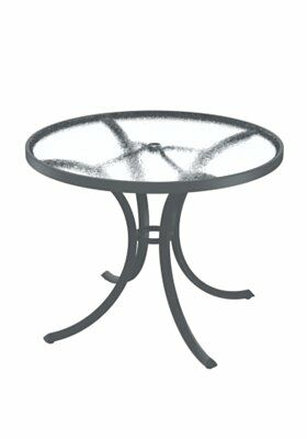 Dining Table Table Size: 36
