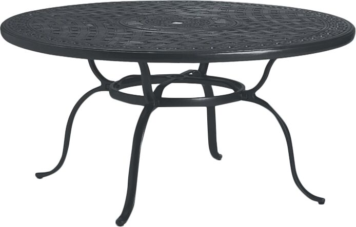 Cast Aluminum Dining Table Frame Color: Woodland