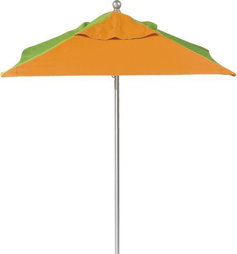 Portofino 6' Square Market Umbrella