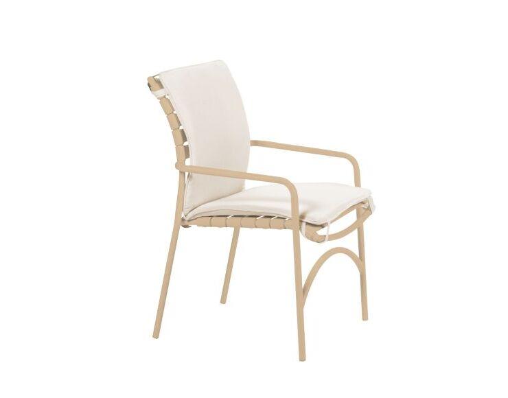 Tropi-Kai Dining Chair Cushion (Set of 2) Fabric: Mia II