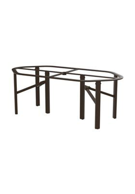Universal Dining Table Base Frame Color: Graphite
