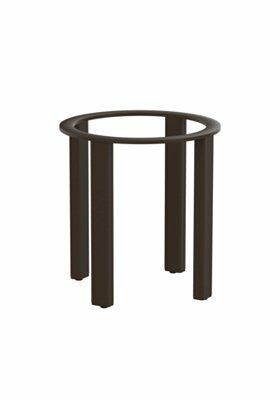 Universal Side Table Base Frame Color: Woodland