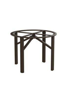 Universal Dining Table Base Frame Color: Woodland