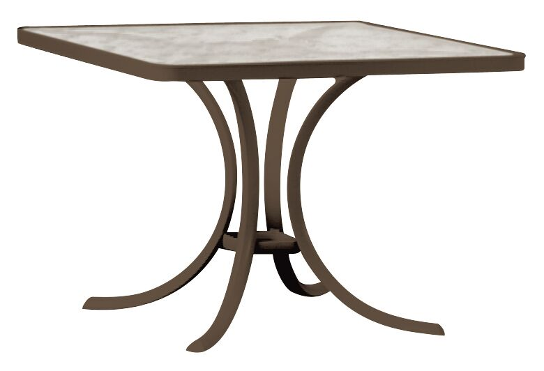 Dining Table Finish: Graphite