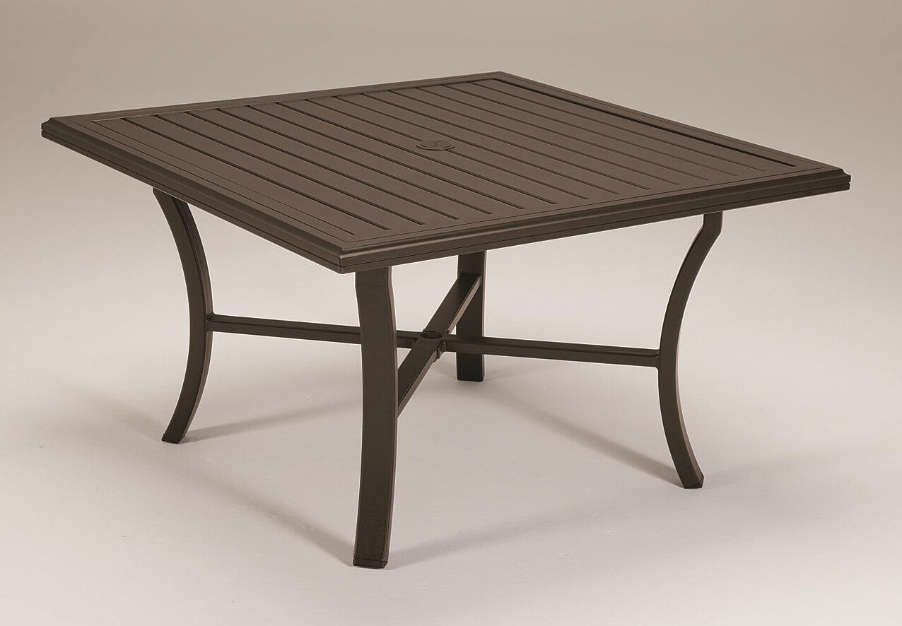 Banchetto Dining Table Frame Color: Greco