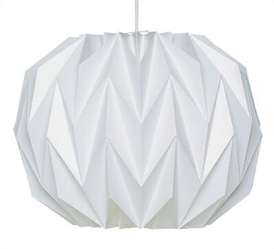 LK157 1-Light Geometric Pendant Size: 11 3/4