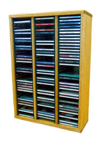 Multimedia Storage Rack Size: 26.88