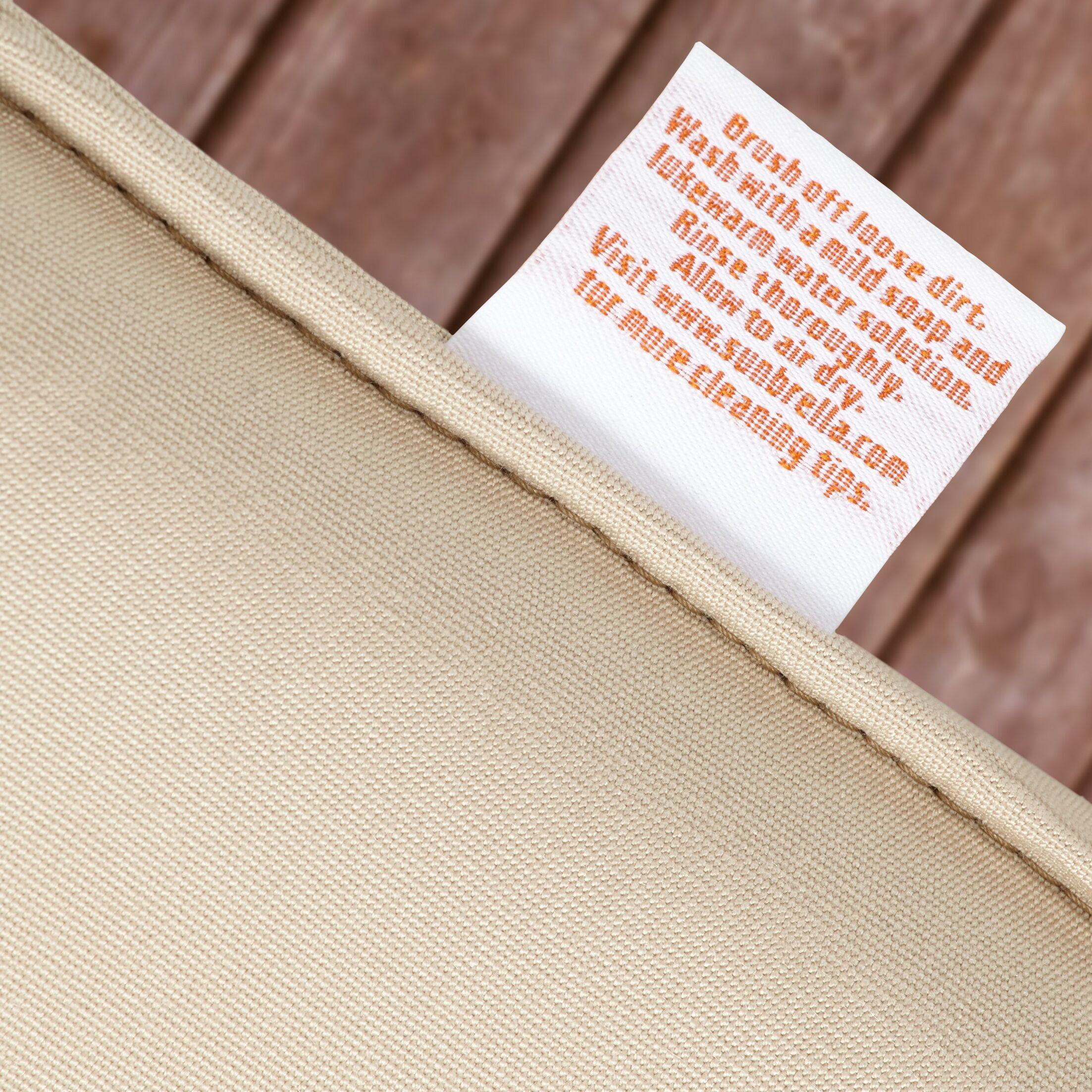 Hinnant Outdoor Sunbrella Floor Pillow