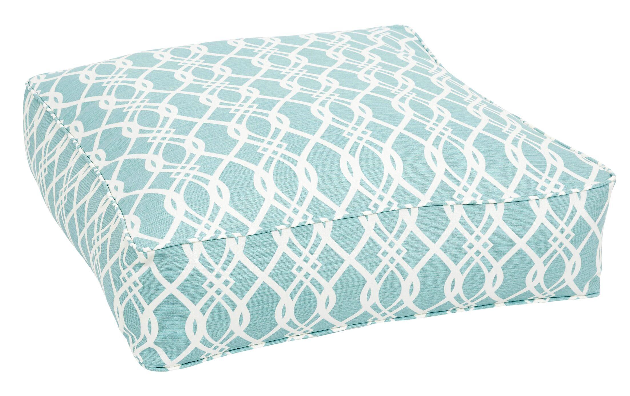 Brookwood Indoor/Outdoor Floor pillow