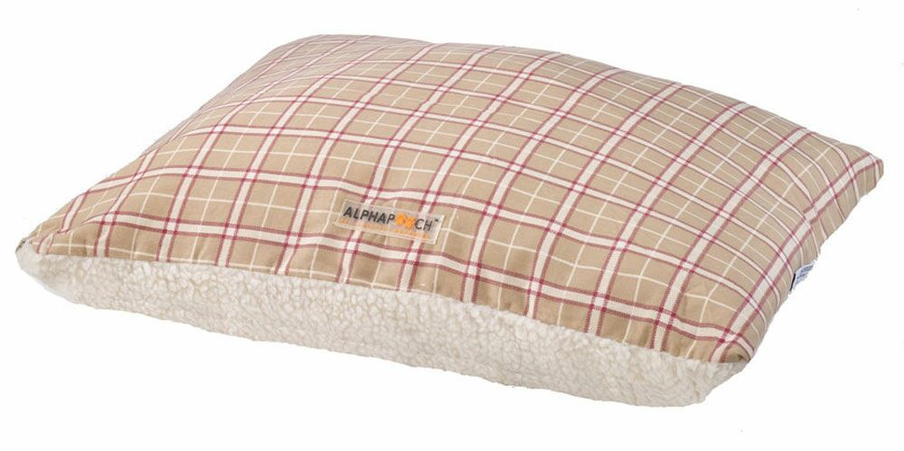 The rectangular shape of the Softie is ideal for dogs that stretch out and sprawl when they sleep. Fabric designs and colors were selected for pet owners seeking style to match their decor and lifestyle. Your pet and mother nature will benefit from th...