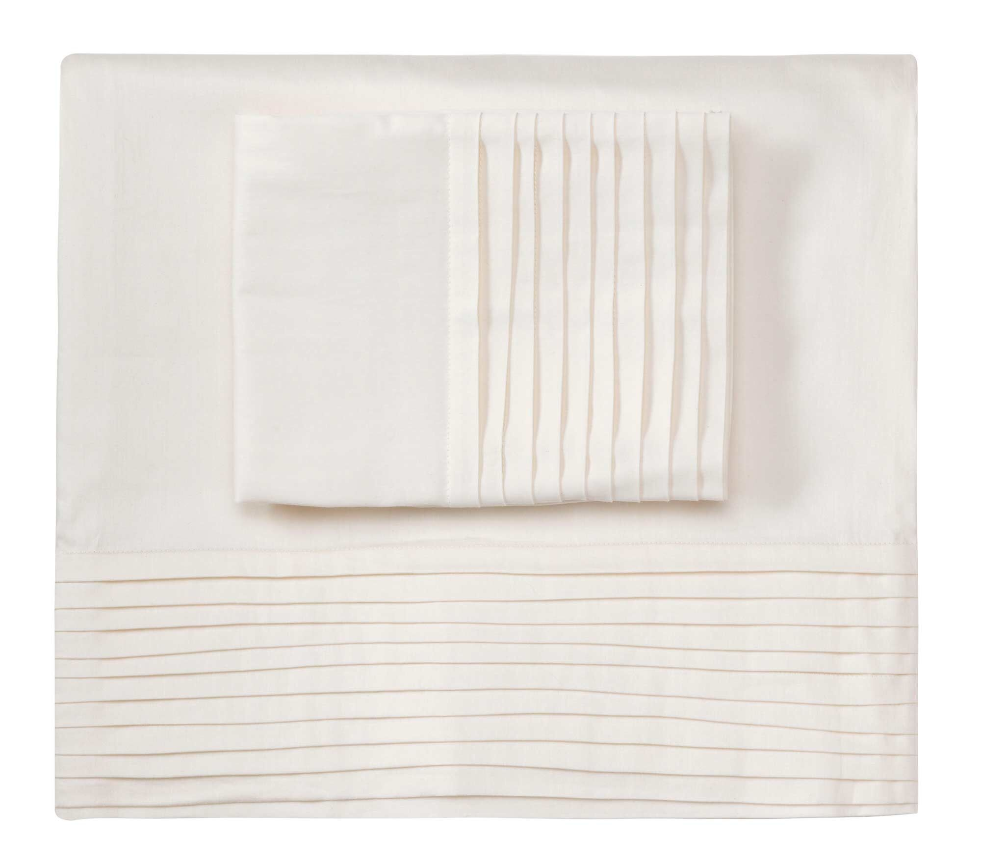 Fountain 300 Thread Count 100% Cotton Sheet Set Color: Driftwood, Size: Queen