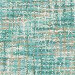 Tweedy Lake Machine Woven Blue Area Rug Rug Size: Rectangle 9' x 13'