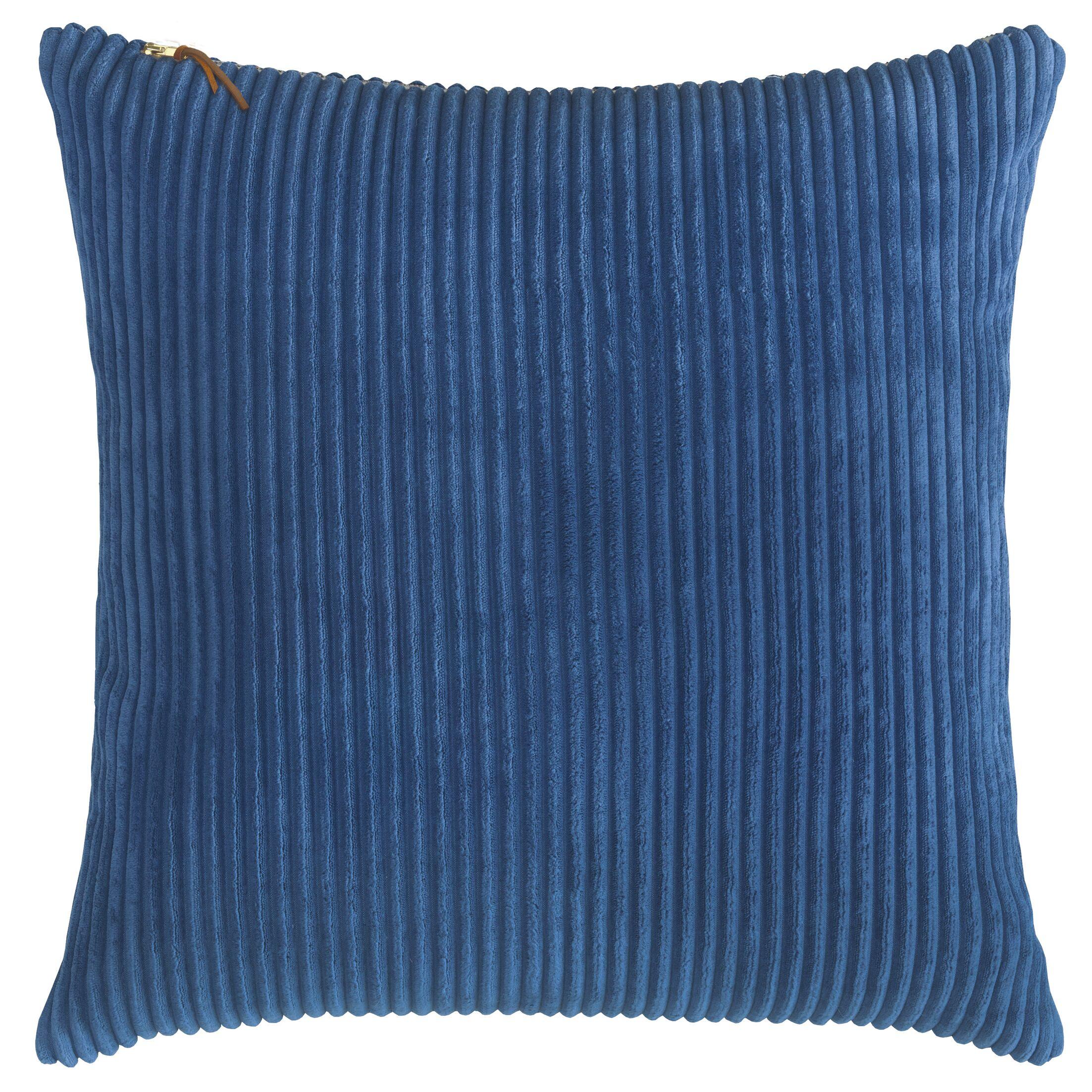 Breckenridge Throw Pillow Color: Blue