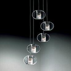 Christy 5-Light Cluster Pendant