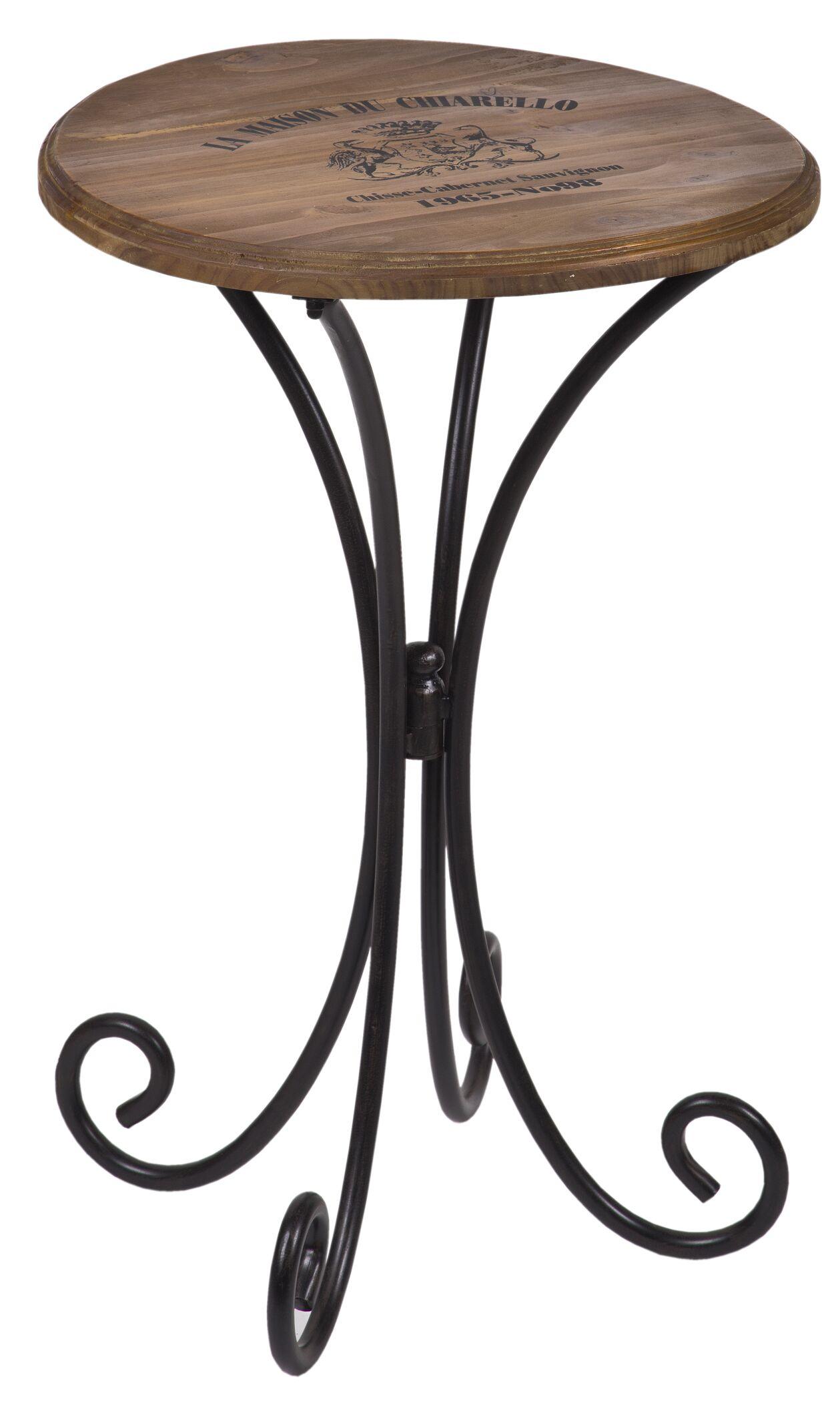 Brummitt End Table