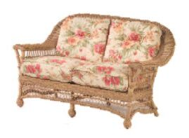 Cottage Loveseat with Cushions