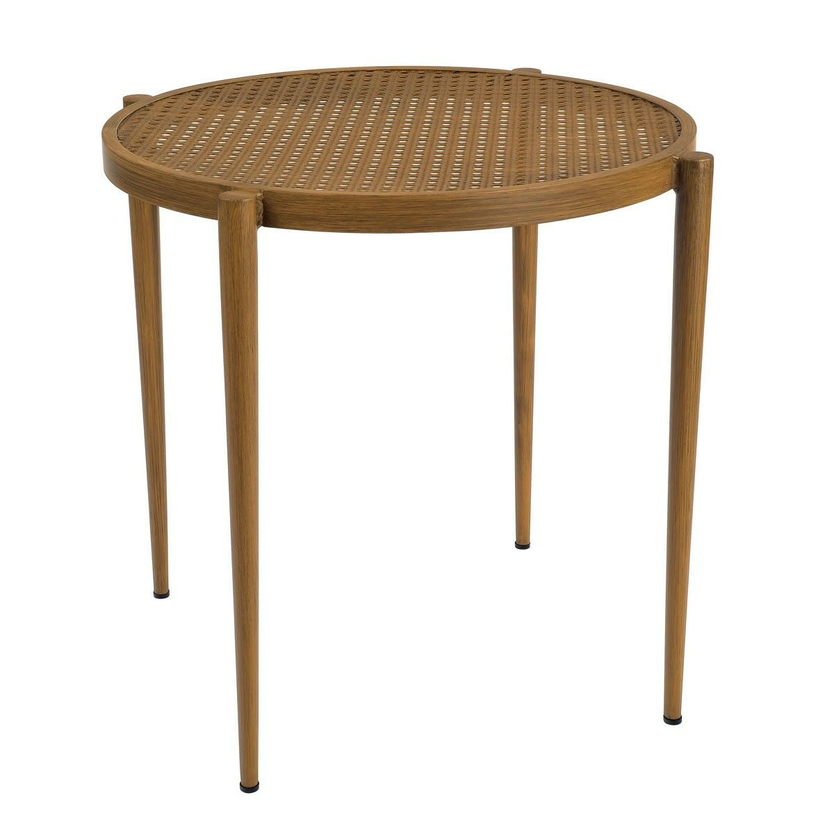 Parc Bistro Table Frame Color: Chestnut Brown