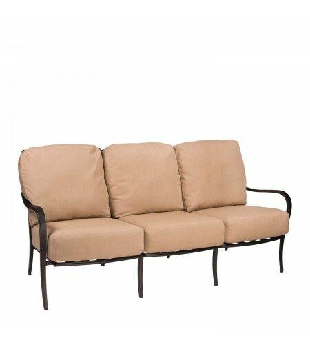 Apollo Sofa with Cushions Fabric: Paris Blush