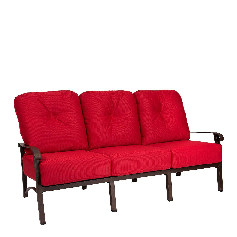 Cortland Sofa with Cushions Fabric: Canvas Heather Beige