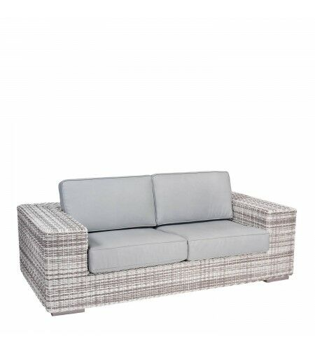 Imprint Loveseat with Cushions Fabric: Brisa Distressed Chamois