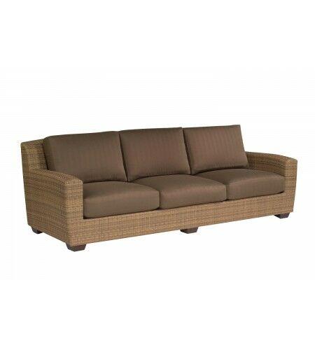 Saddleback Sofa with Cushions Fabric: Bazaar Cafe