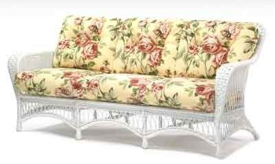 Sommerwind Sofa With Cushions Cushion Color: Spectrum Dove