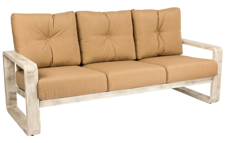 Vale Sofa Cushion Color: Spectrum Denim