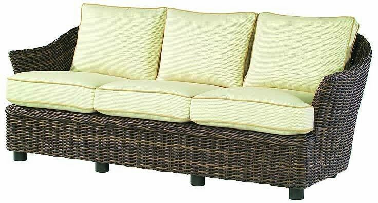 Sonoma Sofa With cushions Cushion Color: Cutter Enamel