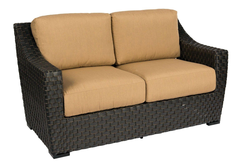 Cooper Loveseat Cushion Color: Mojito Wintergreen