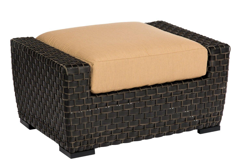 Cooper Ottoman Cushion Color: Duplin Denim