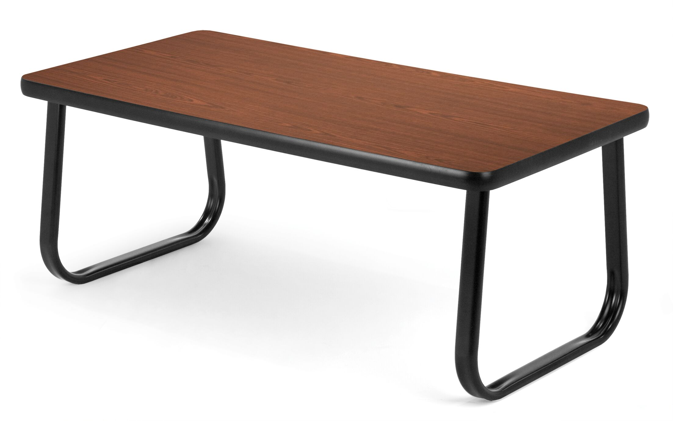 Cocktail Coffee Table Color: Mahogany