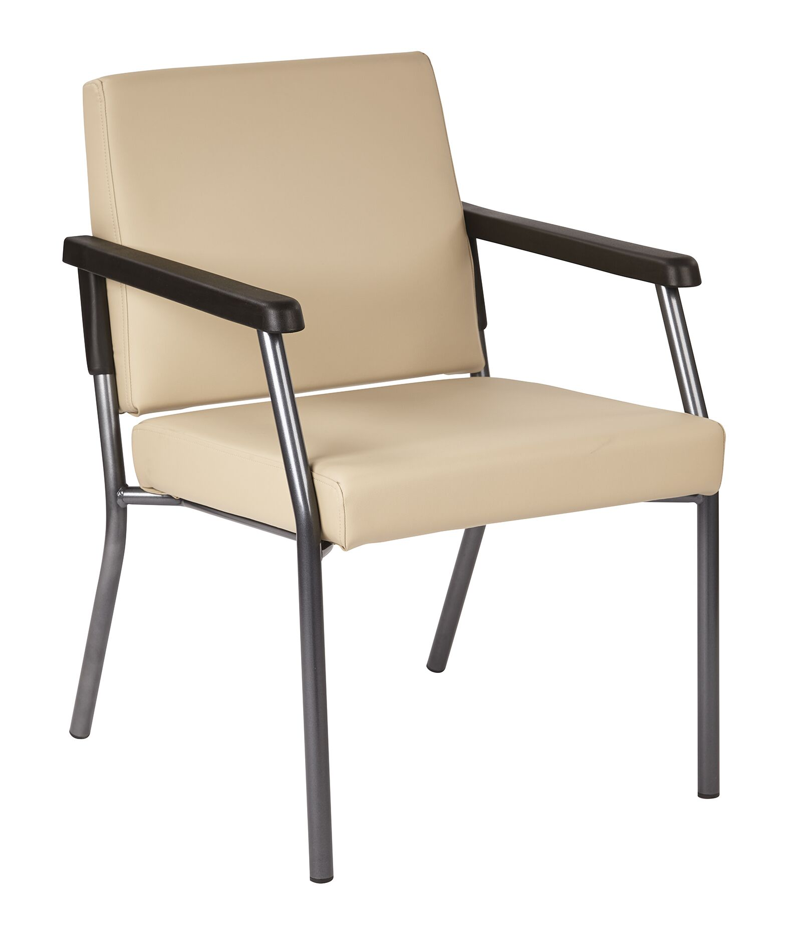 Bariatric Big and Tall Guest Chair Color: Buff