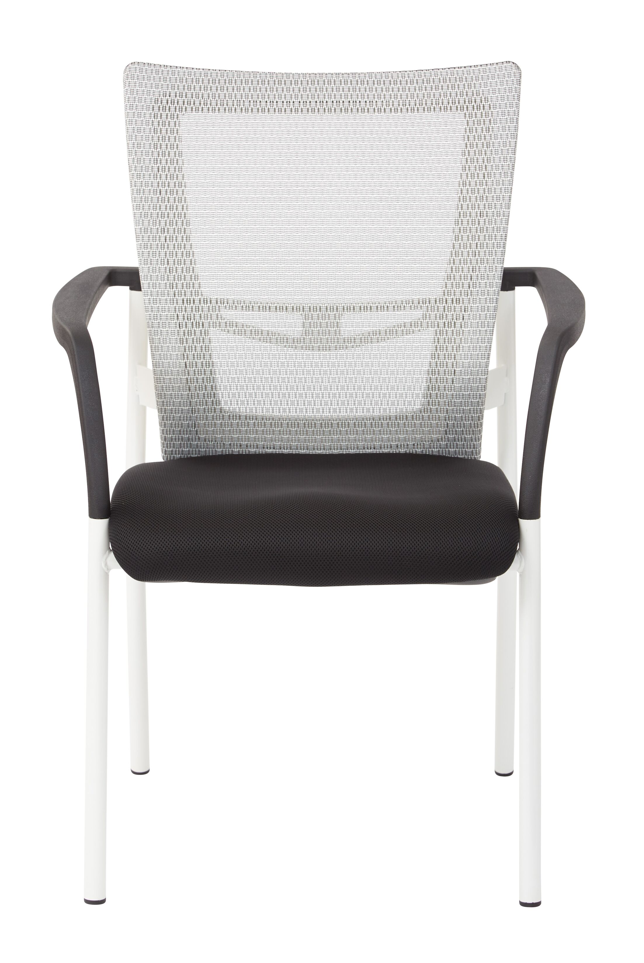 Pierro Fabric Guest Chair Seat Color: Sky