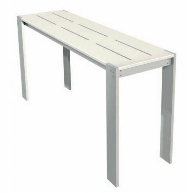 Luma Console Table Table Size: 16.75