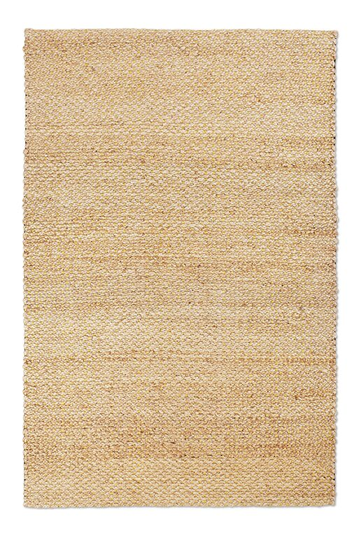 Harvest Hand-Woven Beige Area Rug Rug Size: Rectangle 8' x 10'