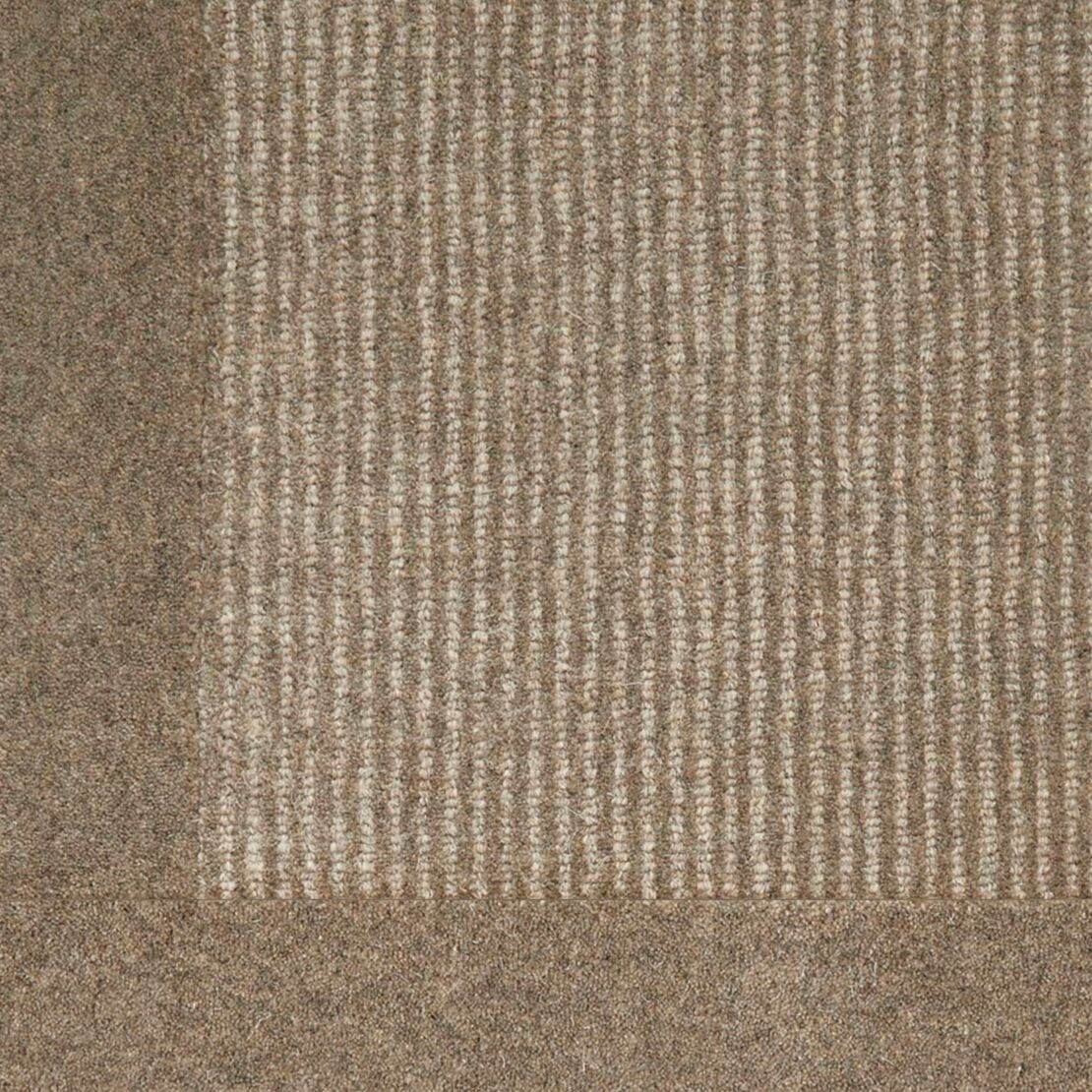 Kleinschmidt Hand-Woven Wool Pebble Area Rug Size: Rectangle 6' x 9'