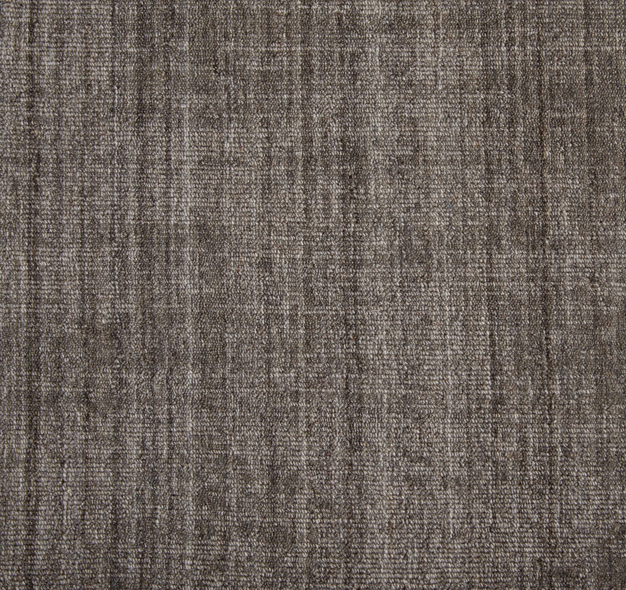 Cumberland Hand-Woven Wool Brown Area Rug Size: Rectangle 6' x 9'
