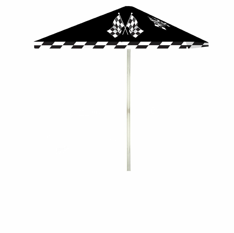 6' Square Market Umbrella