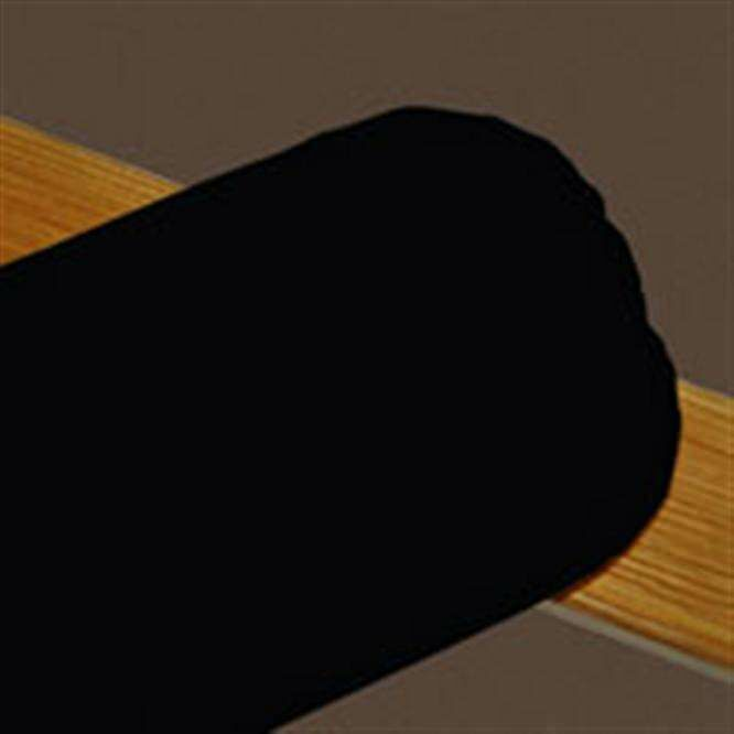 Eckles Sunbrella Boudoir/Breakfast Pillow Color: Black