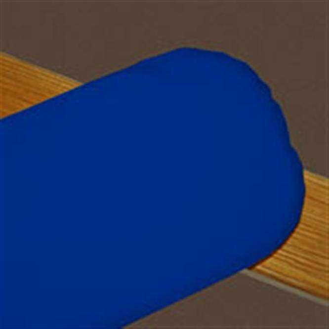 Eckles Sunbrella Boudoir/Breakfast Pillow Color: Royal Blue